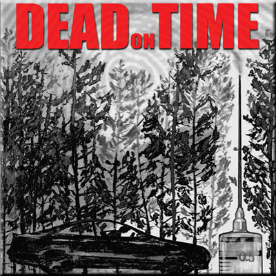 CSI Dead on Time - Thinkers in Education Flagship CSI Workshops For Schools. The silhouette of a car with a body slumped forward - against backdrop of trees and syringe with a smoke fingerprint rising into the sky give the first clues in this five to 25 hour activity.