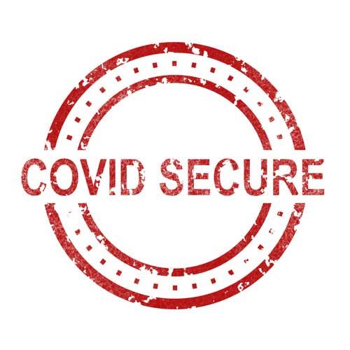 Covid-Secure Workshops Stamp